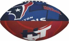 Rode Wilson F1534XB NFL Team Logo American Football Texans