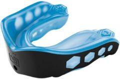 Shock Doctor Shockdoctor - Gel Max gebitsbeschermer - Unisex - Bescherming - Blauw - SR