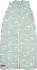 Groene Little Dutch Babyslaapzak zomer 70 cm - Ocean Mint