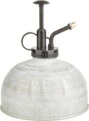 Merkloos / Sans marque Plantensproeier oud zink
