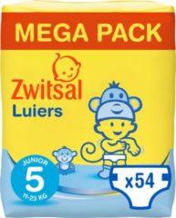 Zwitsal Luiers - Junior Maat 5 - 54 stuks - Voordeelverpakking
