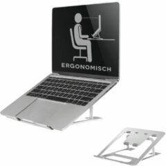 NewStar NSLS085 Opvouwbare Laptopstandaard Zilver