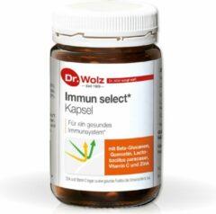 Dr. Wolz Immuun Select 120 caps | allerbeste weerstandsupplement van dit moment | Quercetin- Zink -Betaglucane-Vit C -Lactobacil | coronaweerstand