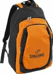 Spalding Essential Rugzak - Oranje / Zwart | Maat: UNI