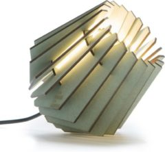 Groene Van Tjalle en Jasper Mini-spot table lamp - Dirty Mint