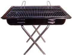 Homestar - Barbecue groot 61x36cm opvouwbare poten