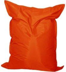 Zitzak Nylon Oranje met binnenzak maat 140x170 cm