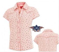 Roze Stars & Stripes Blouse Lola maat S