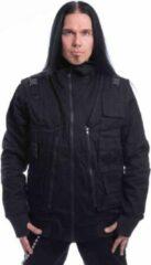 Chemical Black Jacket -S- TAJ Zwart