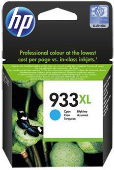 Afbeelding van HP 933XL originele high-capacity cyaan inktcartridge