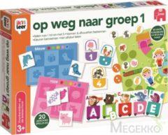 Jumbo Ik Leer Op Weg Naar Groep 1 - Nieuwe versie 2017