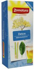 Zwarte Discount Zonnatura Detox citroengras 20 zakjes