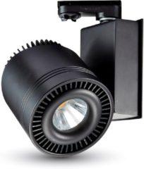 V-TAC VT-4535 Oppervlak-spotverlichting Zwart LED 33 W A