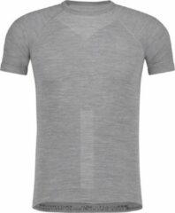 AGU Winterday Thermoshirt Korte Mouwen Essential Unisex Fietsshirt - Maat XXL - Zwart