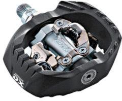 Shimano - Pedale PD-M647 - Klikpedalen zwart/grijs