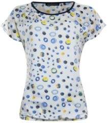 Blauwe Anotherwoman T-shirt