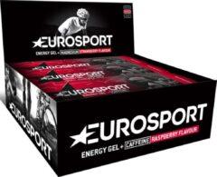 Eurosport nutrition Energy Gel + Caffeine Raspberry - 20pcs