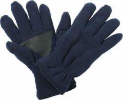 Marineblauwe Myrtle Beach Thinsulate Fleece Handschoenen - Maat S/M - Navy