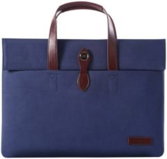 Lunso Cartinoe - fashion laptoptas 15 - donkerblauw