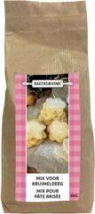 Witte Bakers@home Bakmix voor kruimeldeeg koekjes (800 gram)