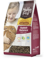 Hobbyfirst Hope Farms Rabbit Balance - Konijnenvoer - 1.5 kg