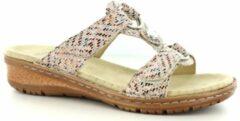 Naturelkleurige Ara slippers