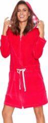 Roze Doctor Nap Kamerjas Hot Pink SWO.1008 3XL