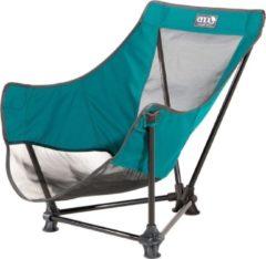 Eno Campingstoel Lounger Sl 76 X 57 Cm Nylon/aluminium Aqua/grijs