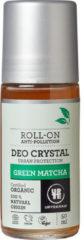 Urtekram Deodorant Kristal groen Matcha (50ml)