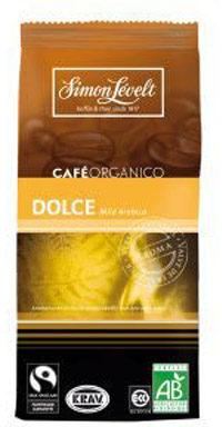 Afbeelding van Simon Levelt Cafe Organico Dolce Snelfilter (250g)