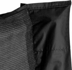 Trampoline - VirtuFit Trampoline met Veiligheidsnet - Zwart - 305 cm
