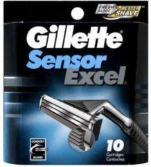 Gillette Sensor Excel 10 blade