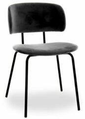 Zwarte SKEPP RoomForTheNew Conferentiestoel M5- Vergaderstoel - Conferentiestoel - luxe stoel - stoel - vergaderen - eetkamerstoel - conferentie stoel - vergader stoel