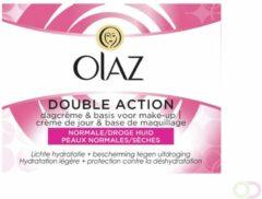 Olaz Essentials Double Action Dagcreme Voordeelverpakking