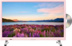 "MEDION® LIFE® P12501 Fernseher, 54,6 cm (21,5"") LED-Backlight, HD Triple Tuner, integrierter DVD-Player, CI+ Modul, rosa"
