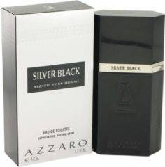 Loris Azzaro Azzaro Silver Black Men - 50 ml -Eau de toilette