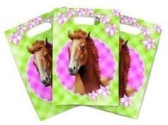 Haza Original feestzakjes paarden 6 stuks