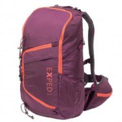 Exped - Skyline 25 - Dagrugzak maat 25 l - 38 - 50 cm, purper/roze