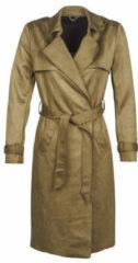 Groene Trenchcoat Only ONLRIBA
