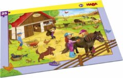 HABA Sales GmbH & Co.KG HABA Raampuzzel - Paardenboerderij
