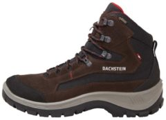 SCHOBER MC GTX Dachstein dark brown / fire
