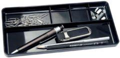 Pennenbakje HAN 5 vakken - standaard zwart