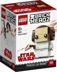 Beige LEGO BrickHeadz Prinses Leia Organa - 41628