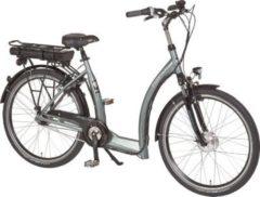 26 Zoll PFAU-TEC S3 grau Damen Elektro City Fahrrad mit tiefem Einstieg 7 Gang