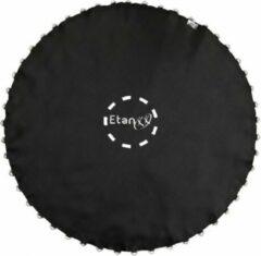 Zwarte Etan trampoline springmat classic 427 cm / 14ft (96 veren van 16,5 cm)