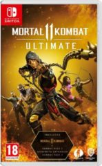 Warner Bros. Games Mortal Kombat 11 Ultimate - Switch (code in box)