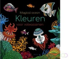 Ons Magazijn Kleuren voor volwassenen - Magical ocean