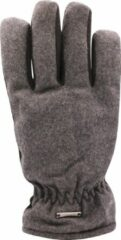 Antonio Handschoenen Heren   Handschoenen Dames   Handschoenen Fleece   Handschoen Dames Winter  Thermo Handschoenen Heren Dames   3M   Grijs   Maat S/M