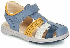 Blauwe Sandalen Kickers PLATINIUM