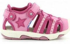 Roze Sandalen Geox B SANDAL MULTY GIRL B020DA rosa